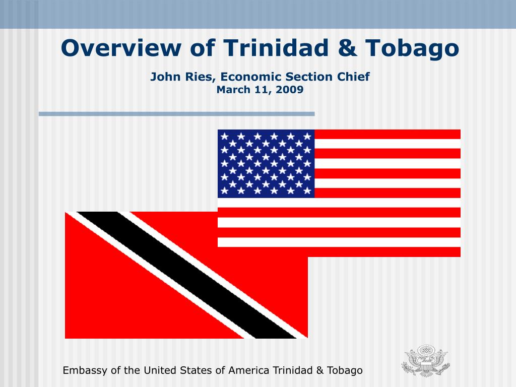 Overview of Trinidad & Tobago