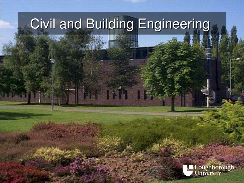 Civil and Building Engineering