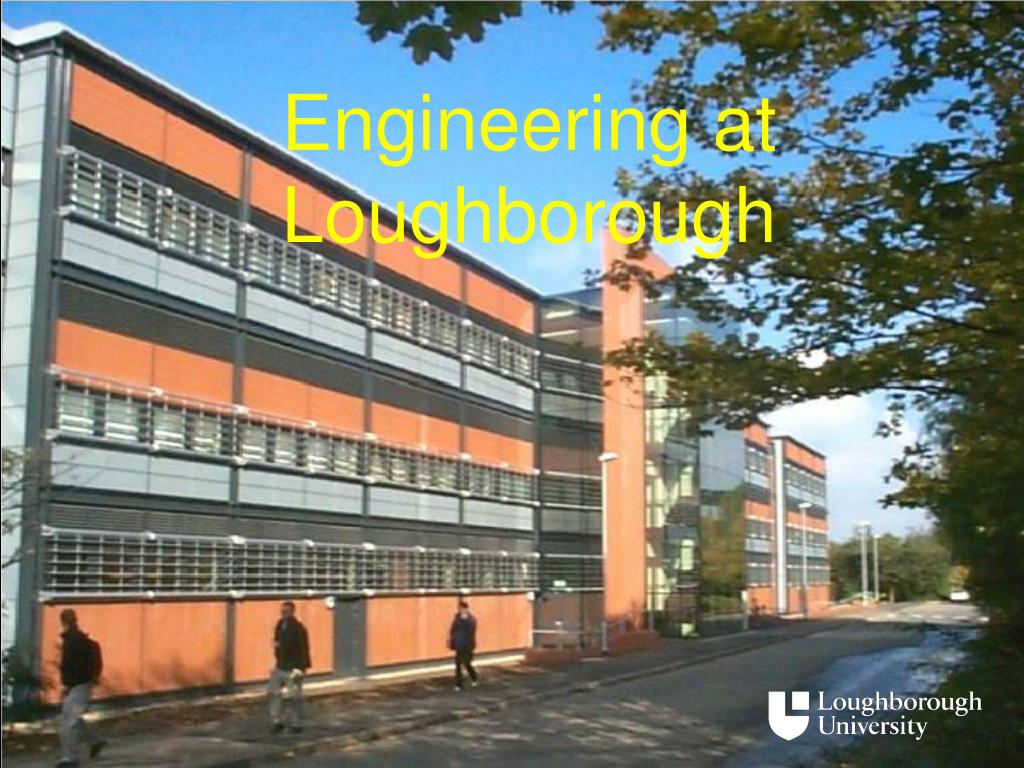 Engineering at Loughborough