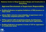 statutory control of deep excavation design and construction in hong kong11