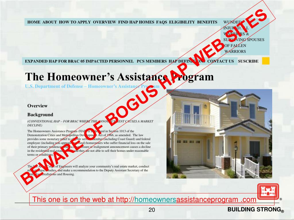 HOME  ABOUT  HOW TO APPLY  OVERVIEW  FIND HAP HOMES  FAQS  ELIGIBILITY  BENEFITS