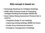 biq concept is based on