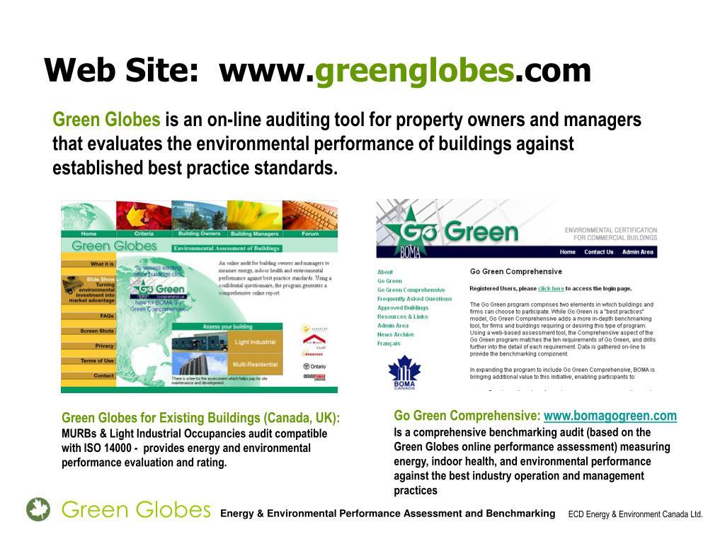 Green Globes