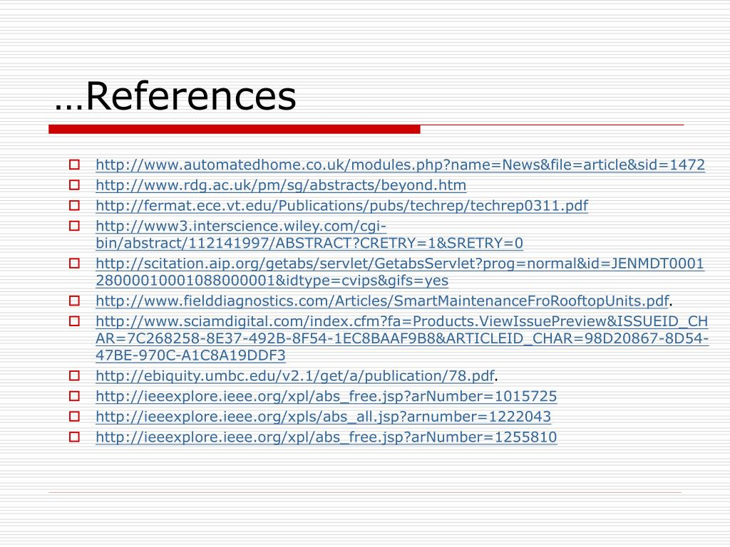 …References