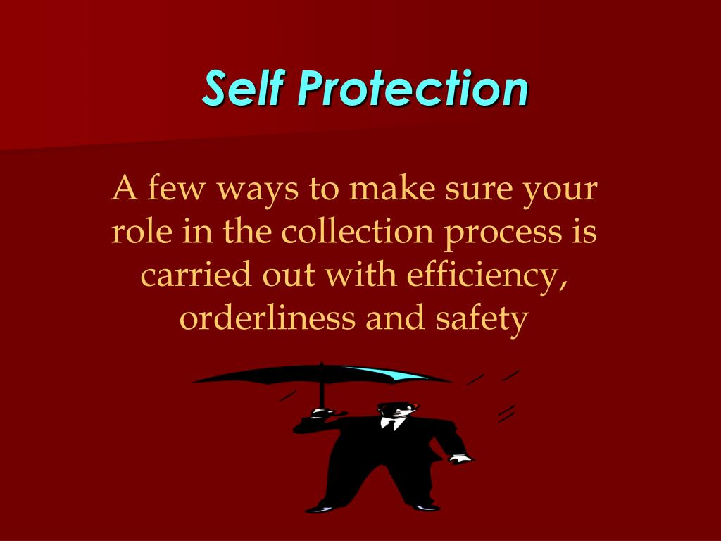 Self Protection