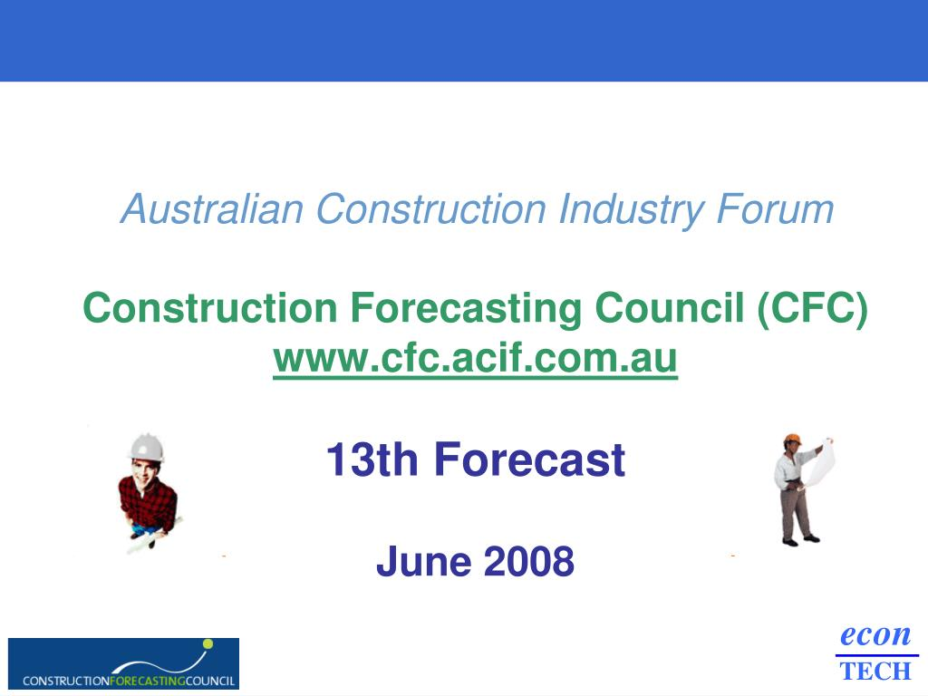 Australian Construction Industry Forum