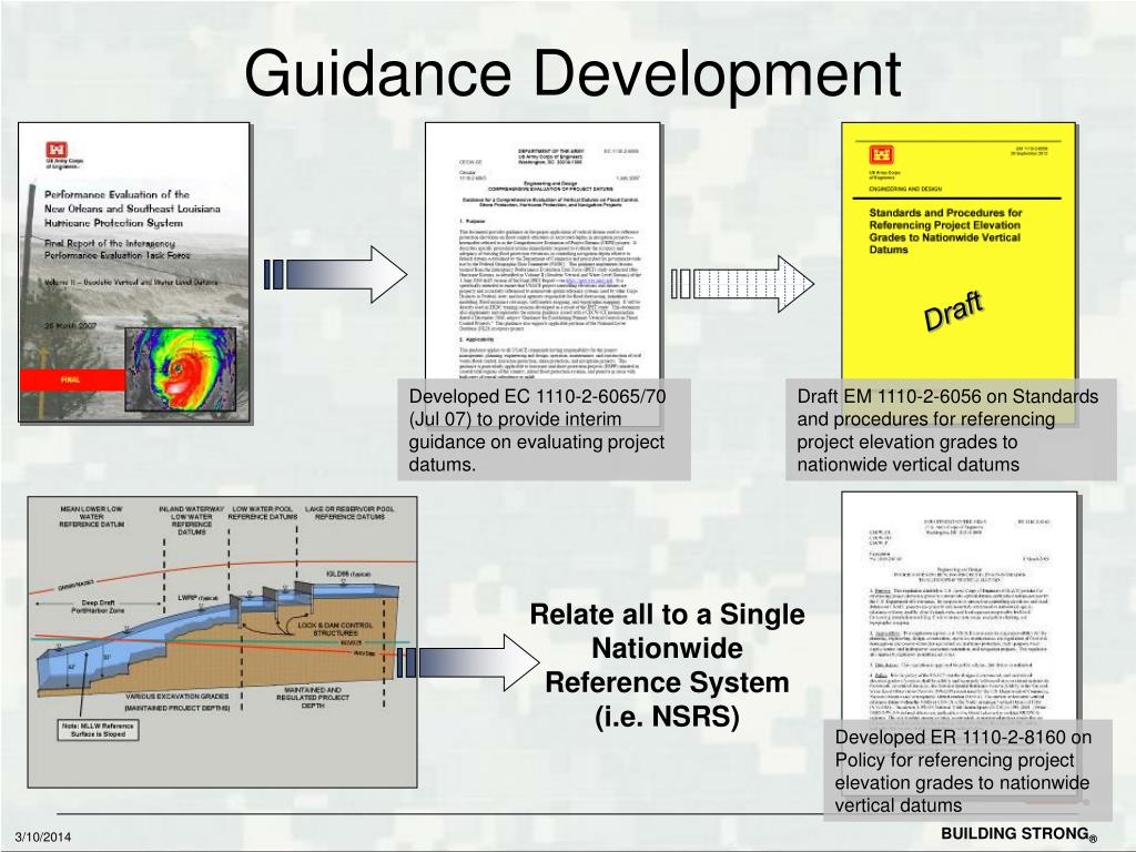 Guidance Development