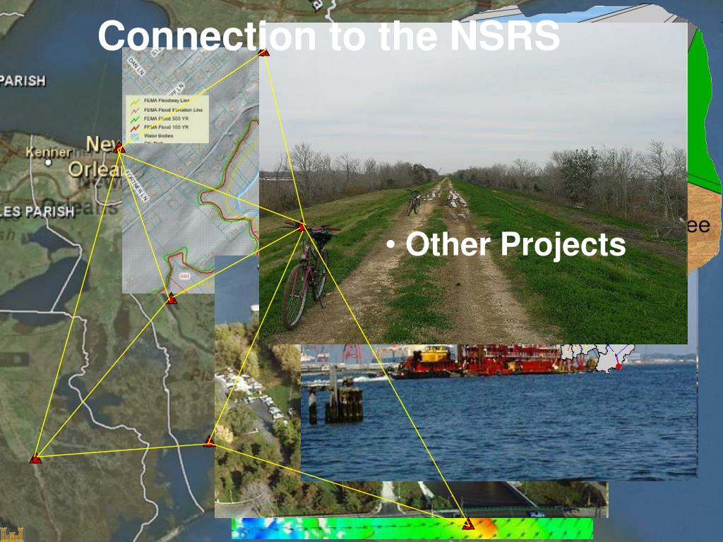 Connection to the NSRS