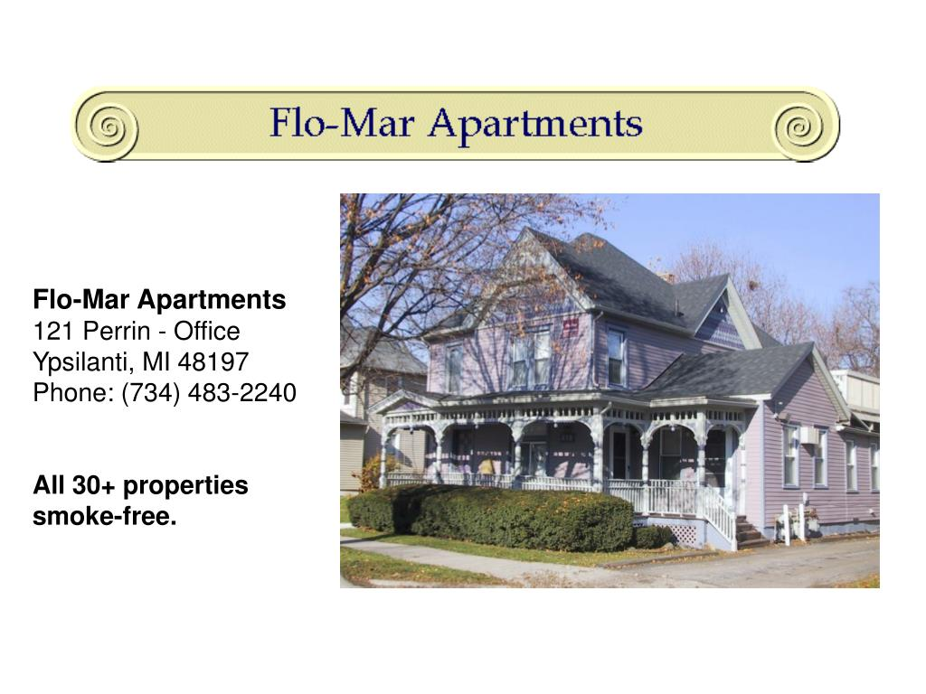 Flo-Mar Apartments