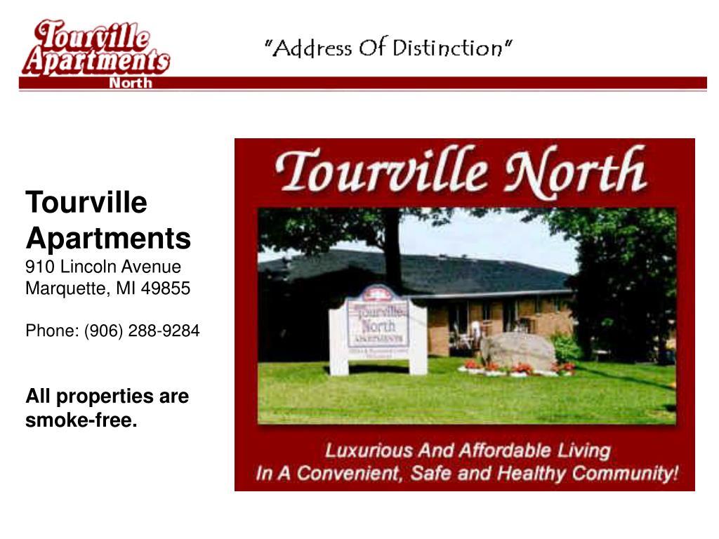 Tourville Apartments