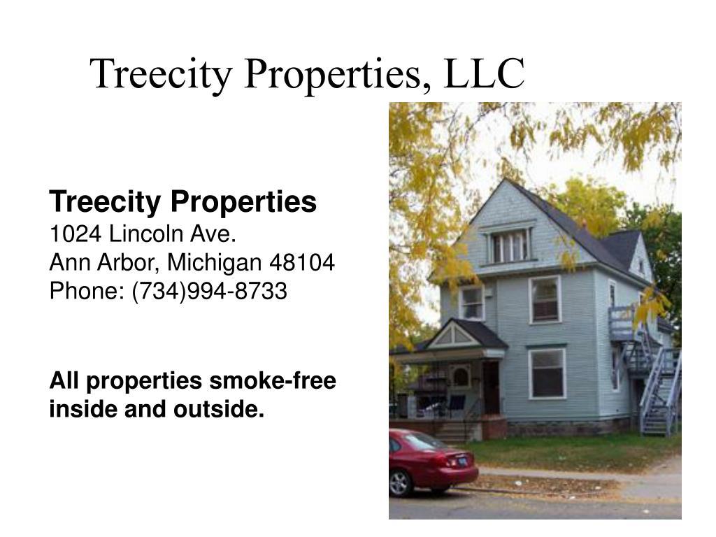 Treecity Properties, LLC