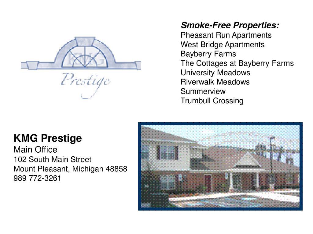 Smoke-Free Properties: