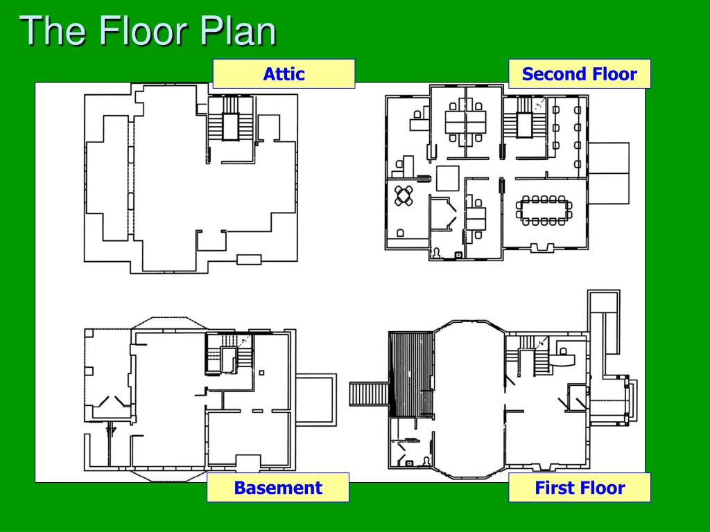The Floor Plan