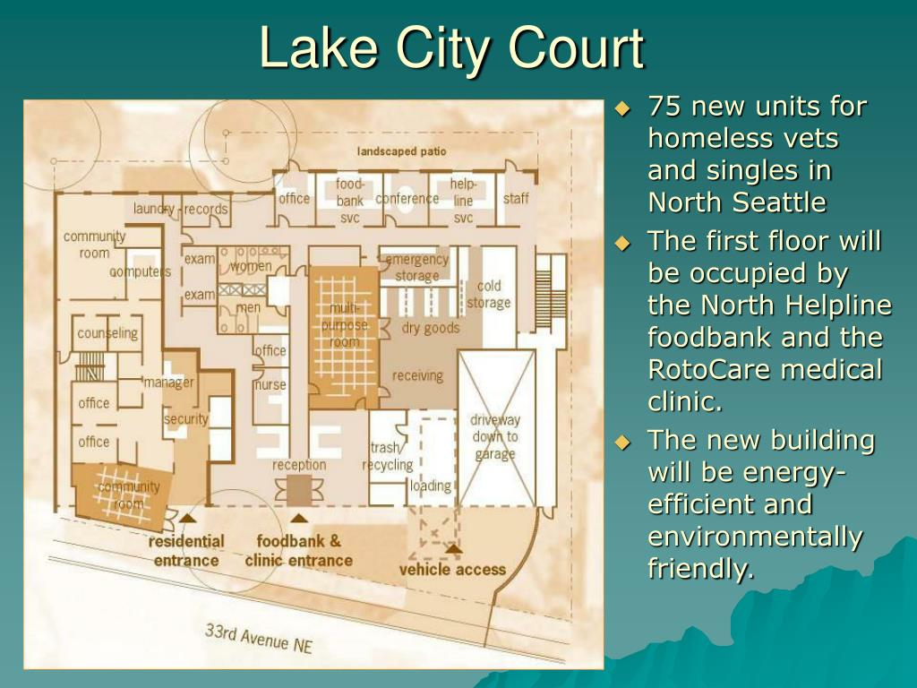 Lake City Court