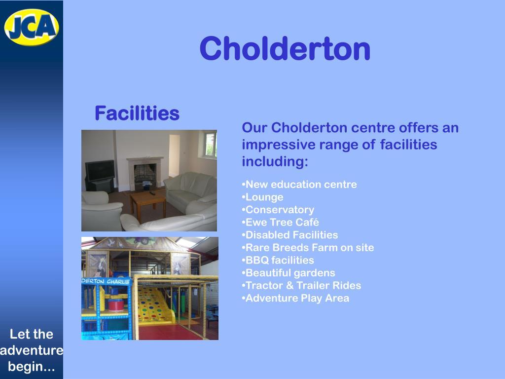 Cholderton