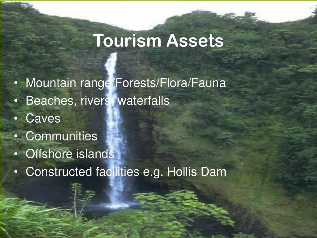 Tourism Assets
