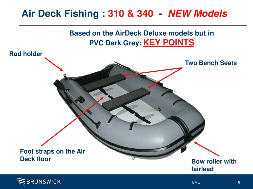 Air Deck Fishing :