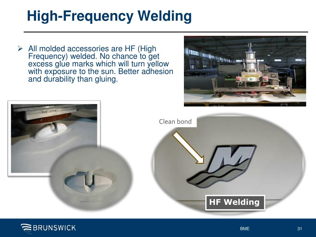 High-Frequency Welding