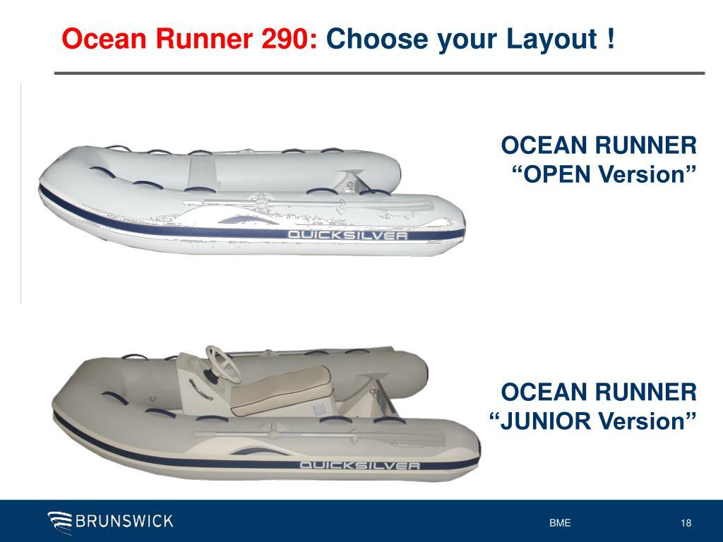 Ocean Runner 290: