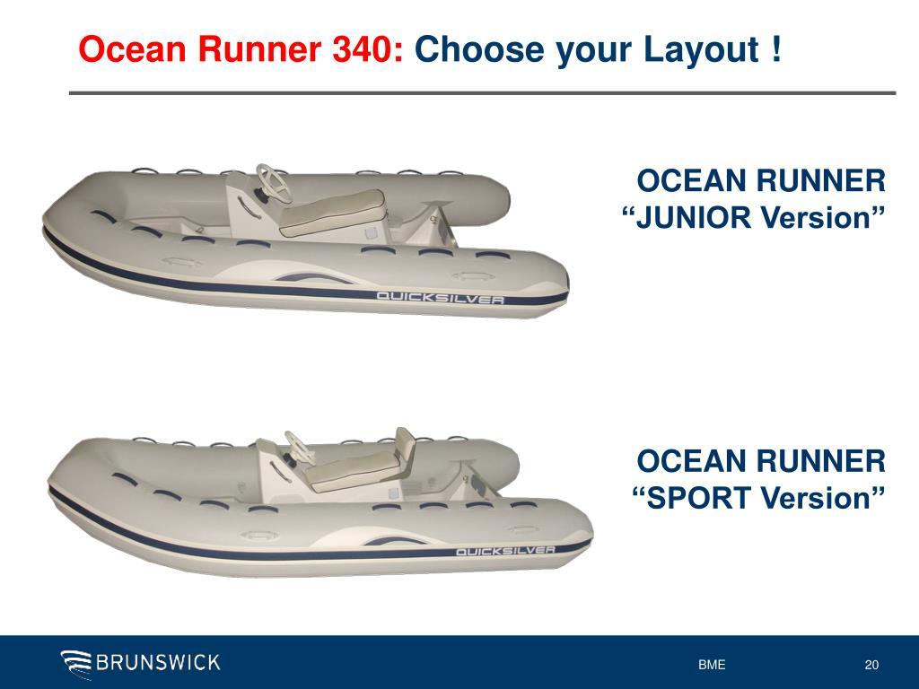 Ocean Runner 340: