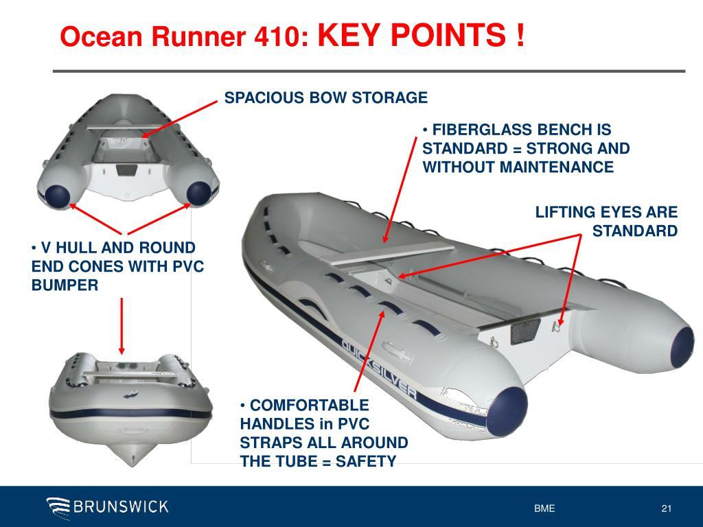 Ocean Runner 410: