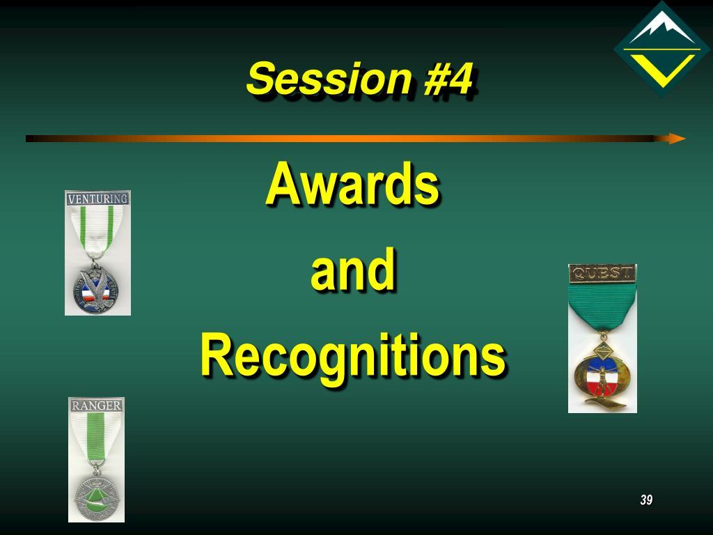 Session #4