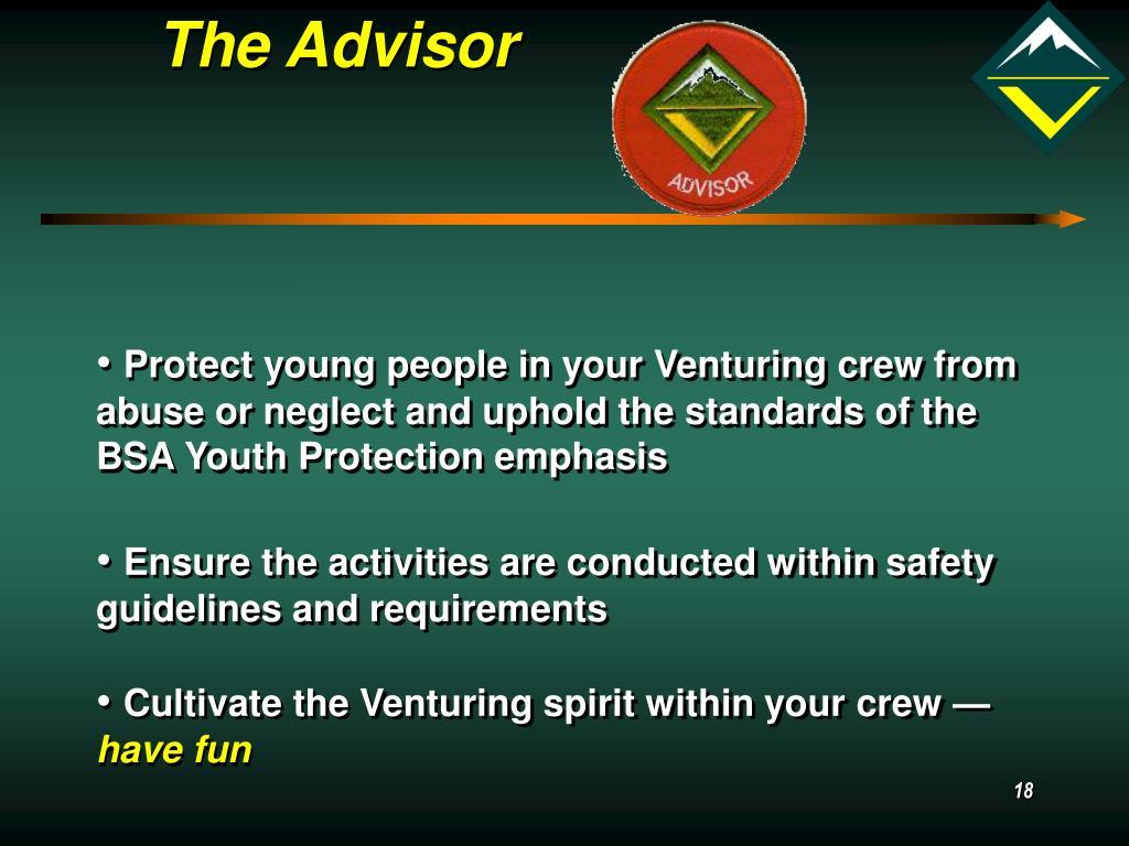 The Advisor