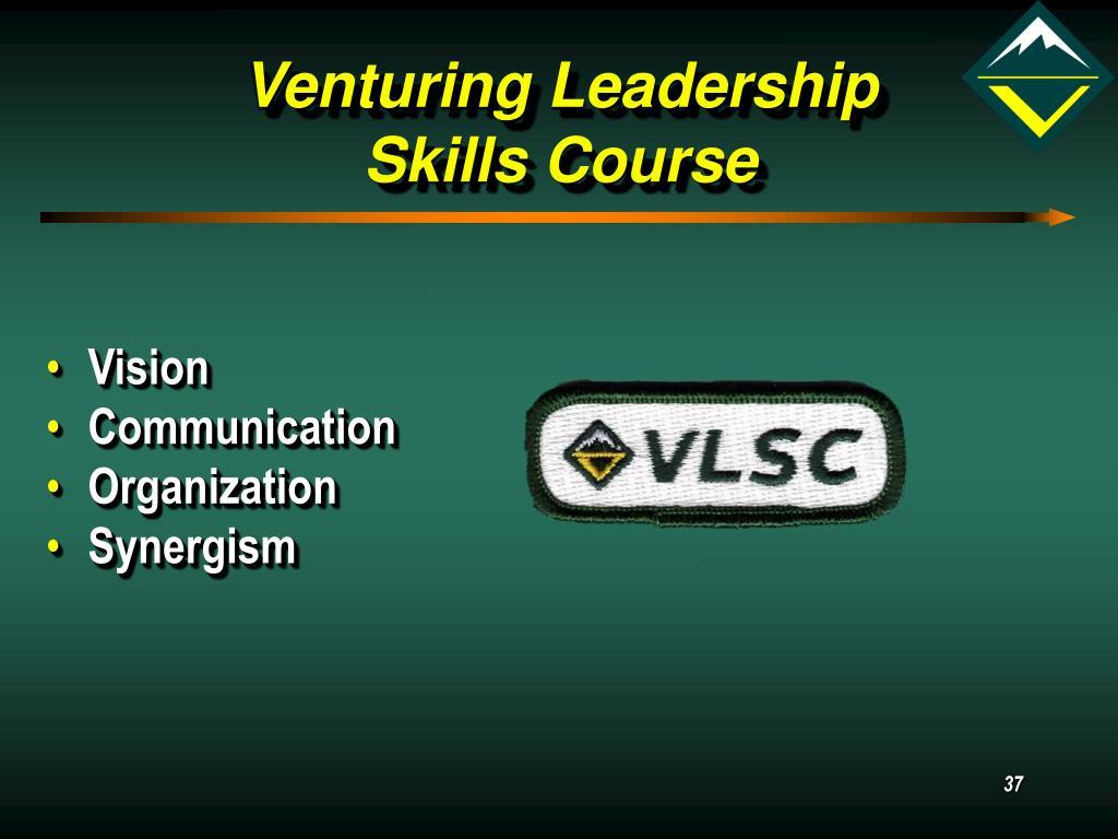 Venturing Leadership