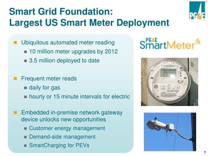Smart Grid Foundation: