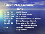 district 5930 calendar8