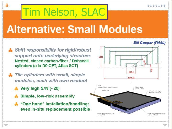 Tim Nelson, SLAC
