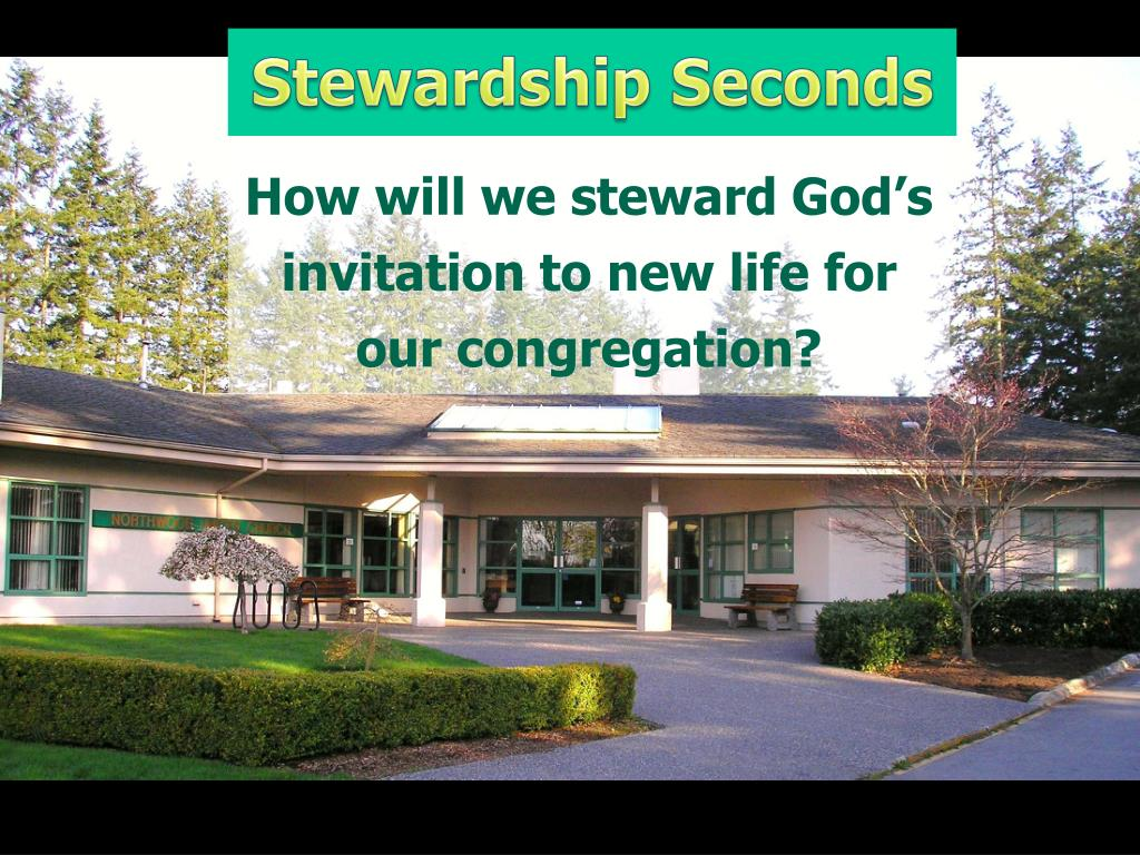 Stewardship Seconds
