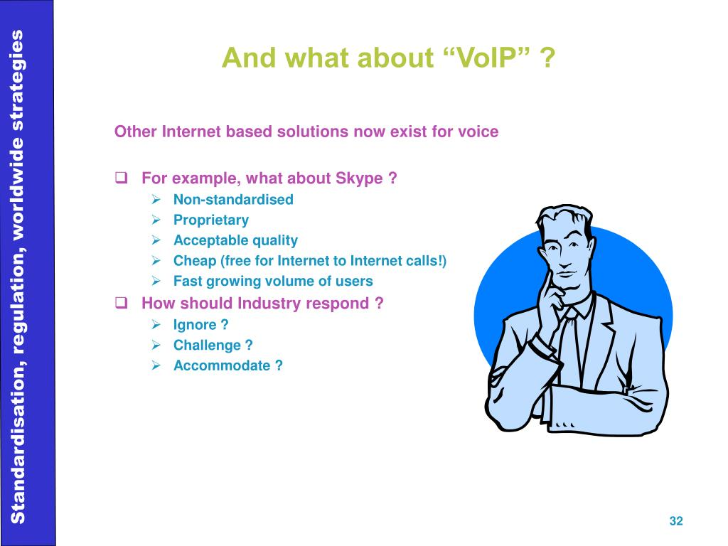 """And what about """"VoIP"""" ?"""