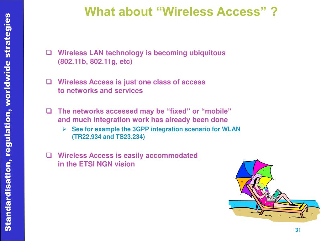 """What about """"Wireless Access"""" ?"""
