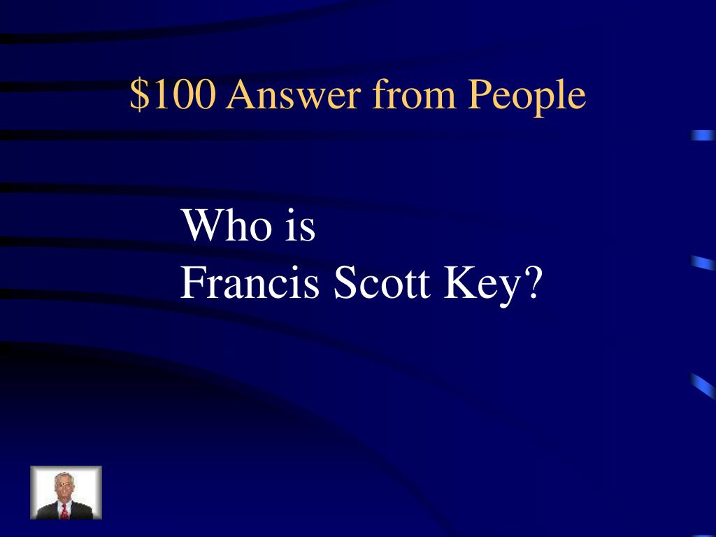 $100 Answer from People