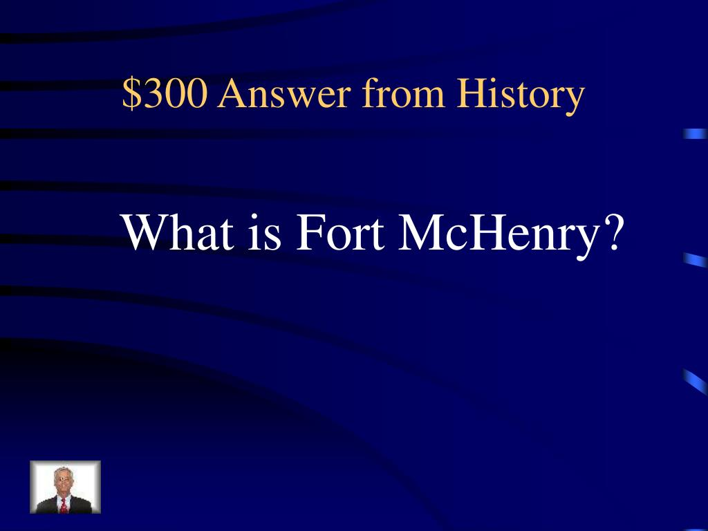 $300 Answer from History
