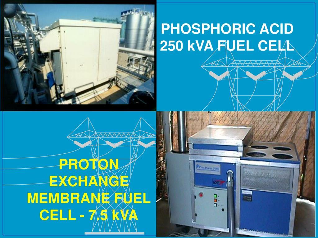 PHOSPHORIC ACID 250 kVA FUEL CELL