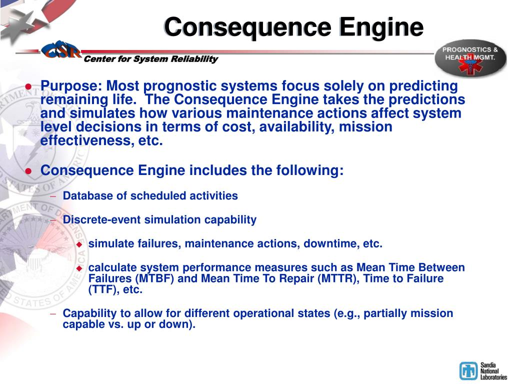 Consequence Engine