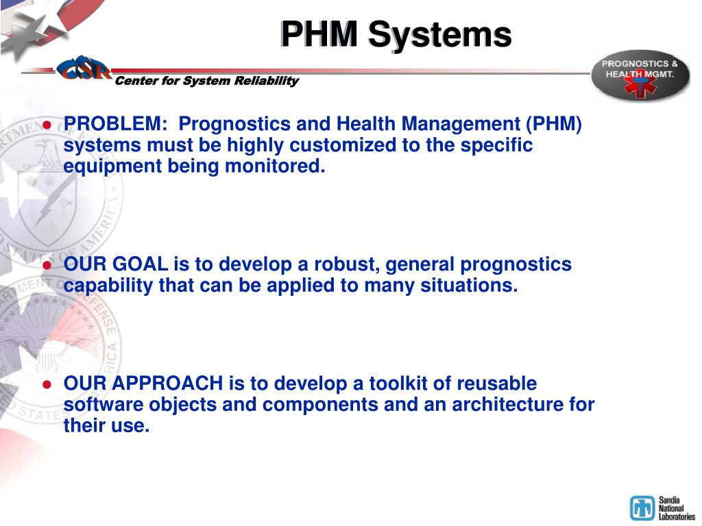 PHM Systems