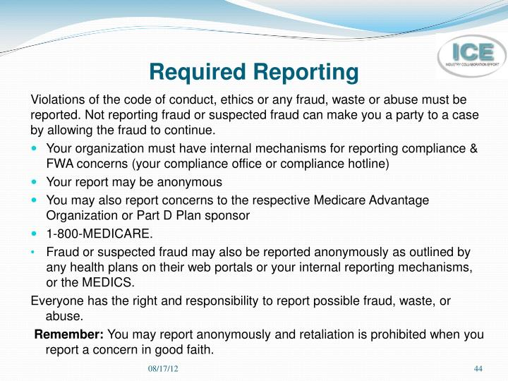 medicare fraud essay More essay examples on medicine rubric medicare fraud is presented in many different ways some examples of medicare frauds are: a healthcare provider bills medicaid for services and equipment you never received, someone uses another person's medicare card for services or equipment, a company offers a medicare drug plan that hasn't been approved by medicare, a company uses false.