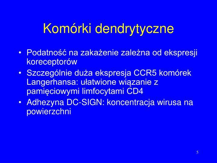 Komórki dendrytyczne