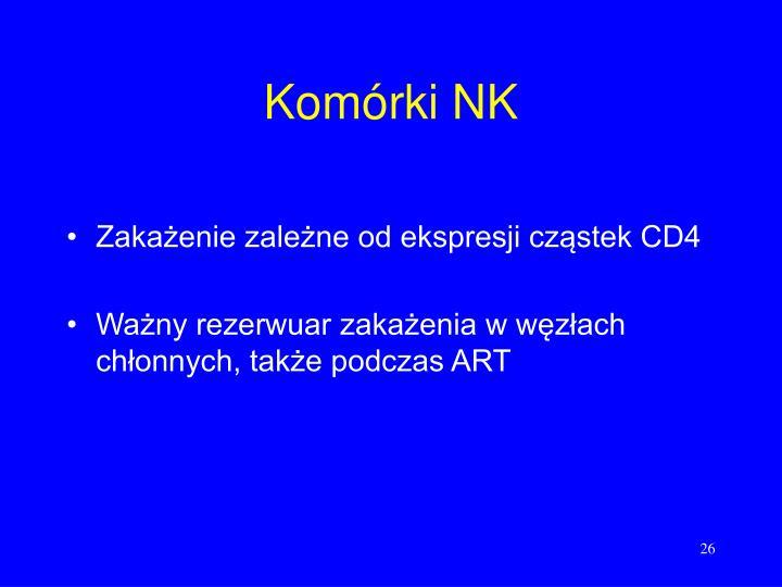 Komórki NK