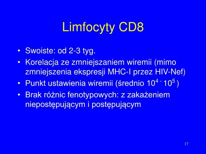 Limfocyty CD8