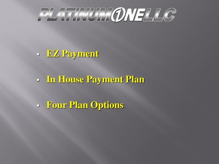 EZ Payment