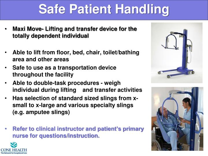 Safe Patient Handling