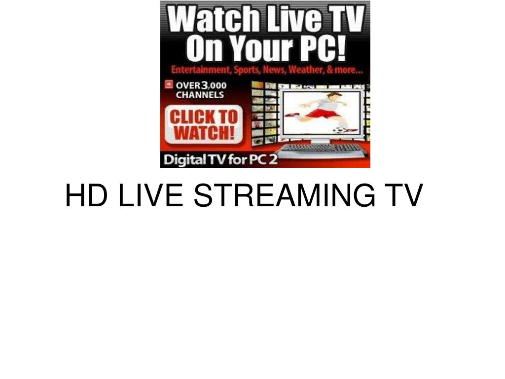 HD LIVE STREAMING TV