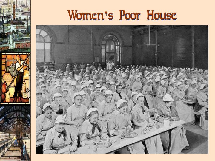 Women's Poor House