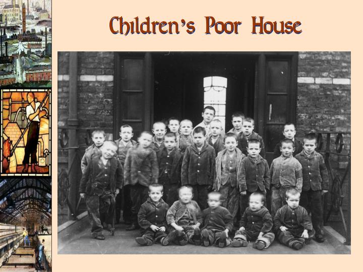 Children's Poor House