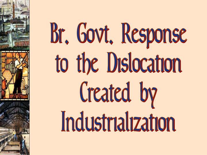 Br. Govt. Response