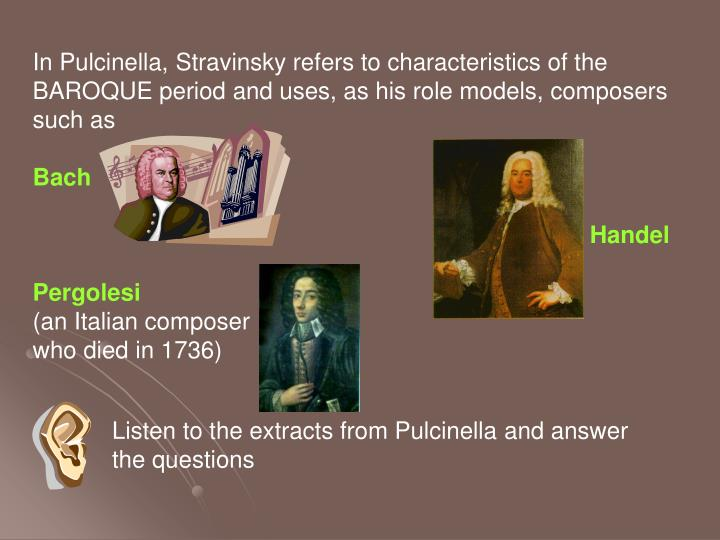 Ppt 20 th century music powerpoint presentation id 1153554 for Characteristics of baroque period